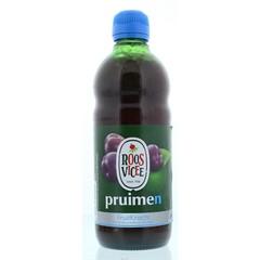 Roosvicee Fruitkracht pruimen (500 ml)