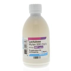 Mylan Lactulose stroop 500 mg (300 ml)