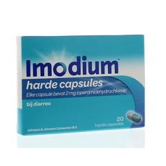Imodium Imodium 2 mg UAD (20 capsules)
