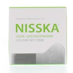 Nisska Haarkam anti-hoofdluis (1 stuks)