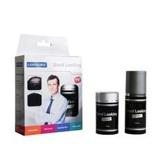 Lanaform Good looking grey 1+1 haarpoeder/spray (1 set)