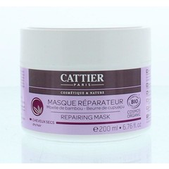 Cattier Haarmasker herstellend (200 ml)