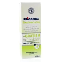 Prioderm Dimeticon lotion (100 ml)