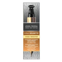 John Frieda Brilliant Brunette shower treatment visibly bright (34 ml)