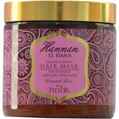 Hammam El Hana Argan therapy Damask rose hair mask (500 ml)