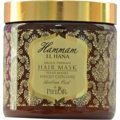 Hammam El Hana Argan therapy Arabian oud hair mask (500 ml)