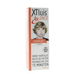 XT Luis Once gel met kam (100 ml)