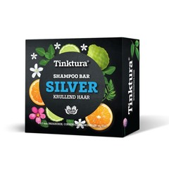 Tinktura Shampoo bar zilver (1 stuks)