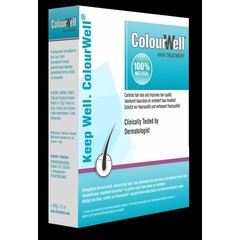 Colourwell 100% Natuurlijke hair treatment (100 gram)