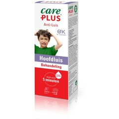 Care Plus Anti luis behandeling spray (100 ml)