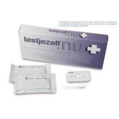Testjezelf.nu Drugstest methamfetamine (6 stuks)