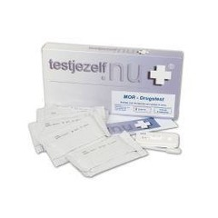 Testjezelf.nu Drugstest morfine (heroine) (6 stuks)