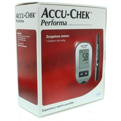 Accu Chek Performa meter (1 stuks)