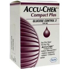 Accu Chek Compact plus control 2 (4 ml)