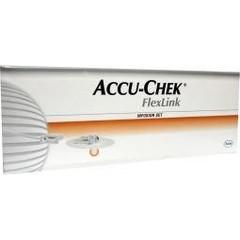 Accu Chek Flexlink BHC 10 mm / 30 cm (10 stuks)