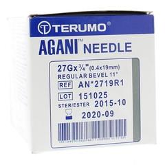 Terumo Injectienaald 04 x 19 27 gram agani (100 stuks)