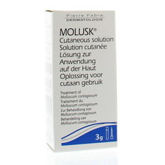 Diversen Molusk oplossing (3 gram)