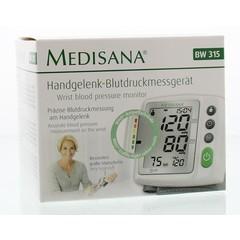 Medisana Bloeddrukmeter BW315 pols (1 stuks)
