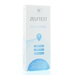 Selfcare Zelftest cholesterol (1 stuks)