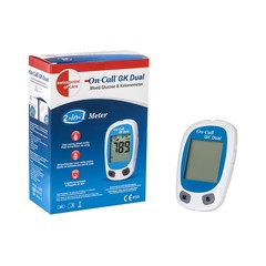 On Call GK ketonen en glucosemeter (1 stuks)