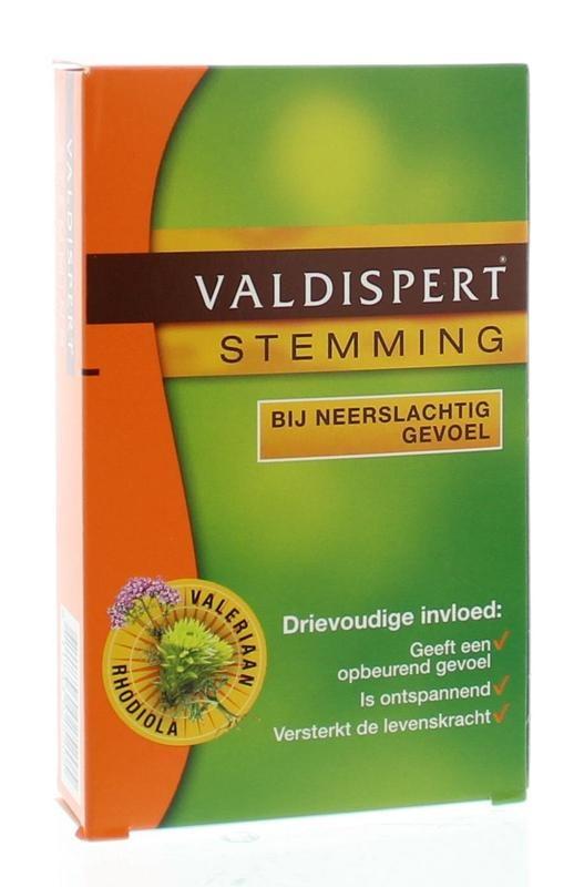 Valdispert Valdispert feel good (stemming) (40 dragees)