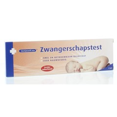 Testjezelf.nu Zwangerschapstest (midstream) (1 stuks)