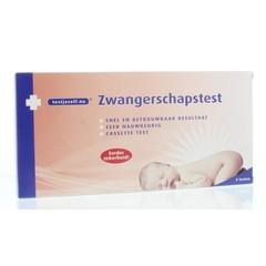 Testjezelf.nu Zwangerschapstest casette (3 stuks)