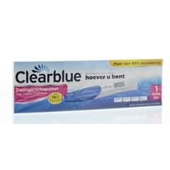 Clearblue Zwangerschapstest digital wekenindicator (1 stuks)