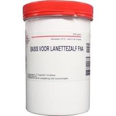 Fagron Lanette basis zalf (500 gram)