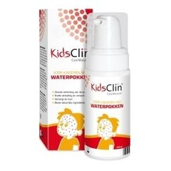Kidsclin Kidsclin waterpokkenschuim (100 ml)