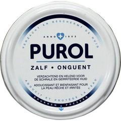 Purol Gele zalf blikje (50 ml)