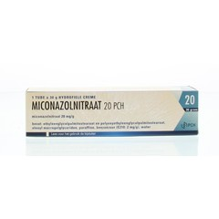 Pharmachemie Miconazolnitraat creme (30 gram)