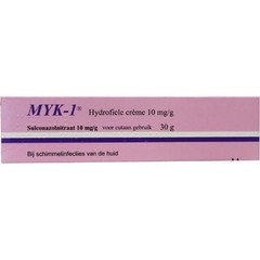 MYK 1 Myk creme (30 gram)