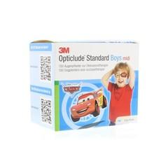 Opticlude Oogpleister midi boys (100 stuks)