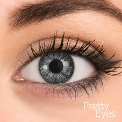 Pretty Eyes 1-Dag kleurlens 8P parelgrijs (8 stuks)