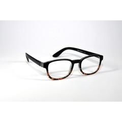 IBD Leesbril zwart/demi +1.00 (1 stuks)