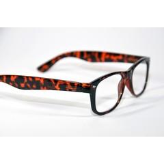 IBD Leesbril havana +1.00 (1 stuks)