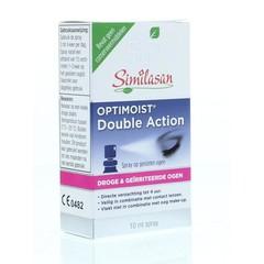 Similasan Optimoist double action spray droge ogen (10 ml)