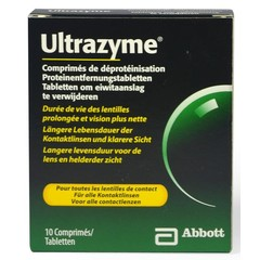 Ultrazyme Eiwitverwijderingstabletten (10 tabletten)
