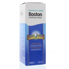 Bausch & Lomb Boston solutions lenzenvloeistof harde lenzen (120 ml)