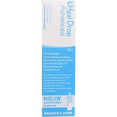 Bausch & Lomb Hyal drop (10 ml)