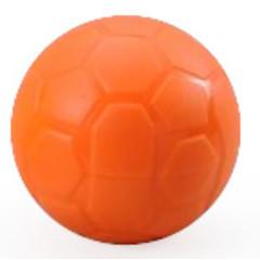 IBD Lenshouder oranje voetbal (1 stuks)