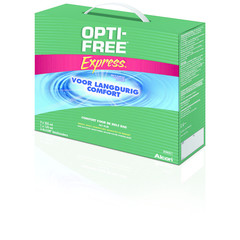 Optifree Express MPDS multipack (1 set)