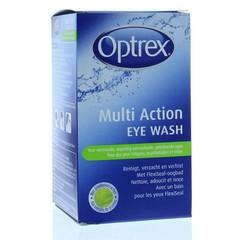 Optrex Multi action eye wash oogdouche (100 ml)