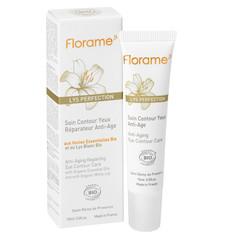 Florame Gel creme vermoeiende ogen bio (15 ml)