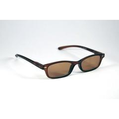 IBD Sunreader excellent brown +3.00 zonneleesbril (1 stuks)