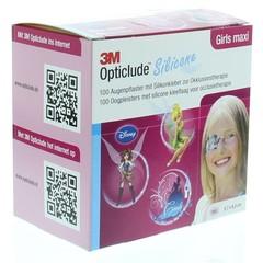 Opticlude Oogpleister siliconen maxi girl prinses fairy (100 stuks)