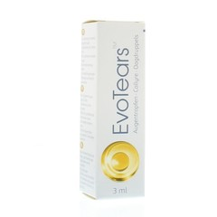 Ursapharm Evotears oogdruppels (3 ml)