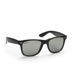 Haga Eyewear Zonnebril wayfarer zwart (1 stuks)