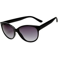 Haga Eyewear Zonnebril elegant zwart glans (1 stuks)